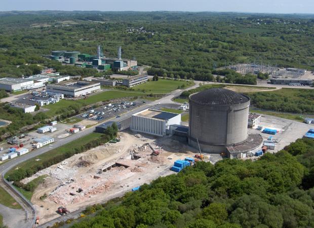 Centrale nucléaire Brennilis