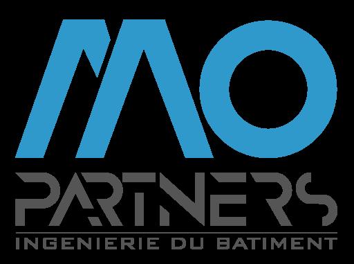 Logo M.O. Partners - Ingénierie du Bâtiment